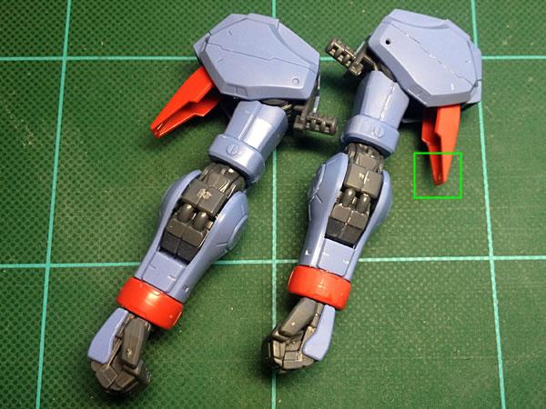 RE ガンダム Mk-3 製作05