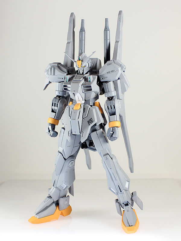 RE ガンダム Mk-3 製作06