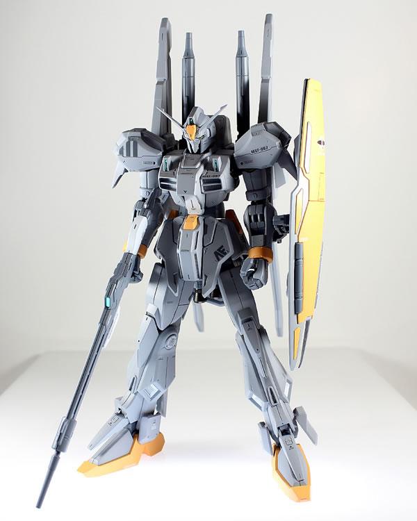 RE ガンダム Mk-3 製作08