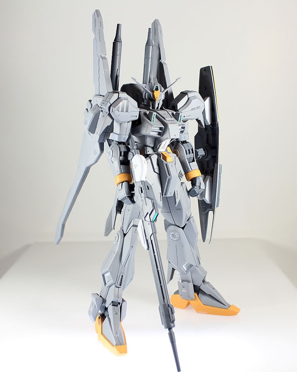 RE ガンダム Mk-3 製作10