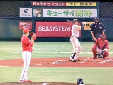 20150717黒田対柳田の画像