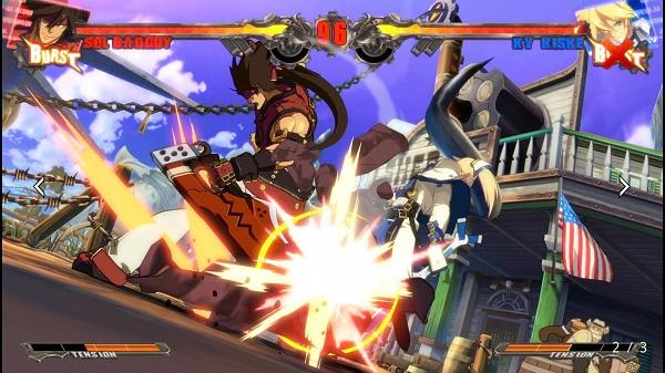 PS4 PSプラス 7月フリープレイタイトル GUILTY GEAR Xrd -SIGN-