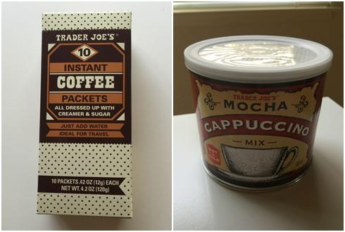 コーヒー&カプチーノ