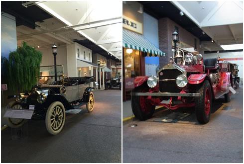 20世紀初めの車