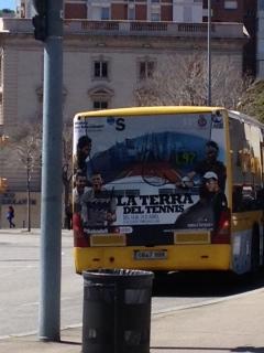 バス バルセロナオープン
