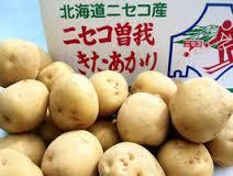 ニセコ蘇我のお芋