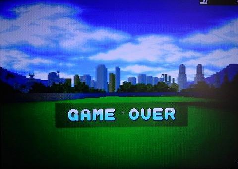 s-みんゴル1 試合終了画面