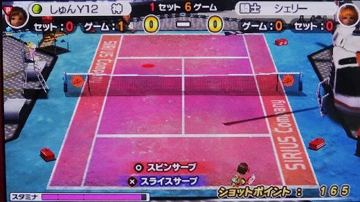 みんテニポータブル プレイ 第5回 (5)