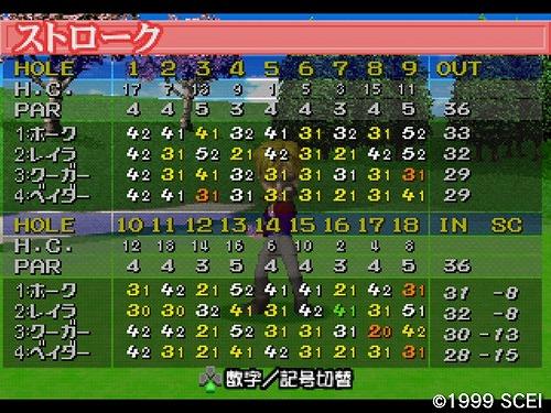 みんごる2 全員CPU (3)