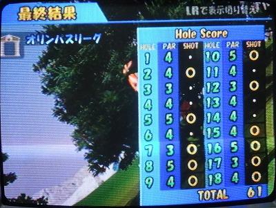 s-わいわいゴルフをプレー その3 (3)