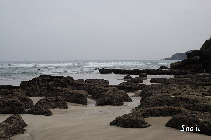 白浜海岸ジオパーク