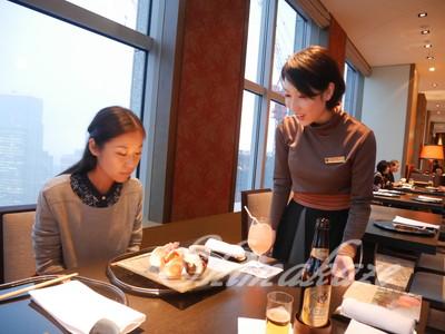 シャングリラホテル東京なだ万