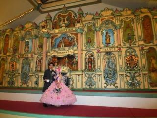 河口湖オルゴールの森美術館 結婚式