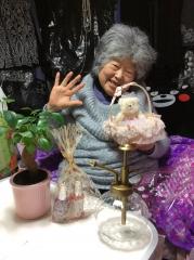おばあちゃん 誕生日