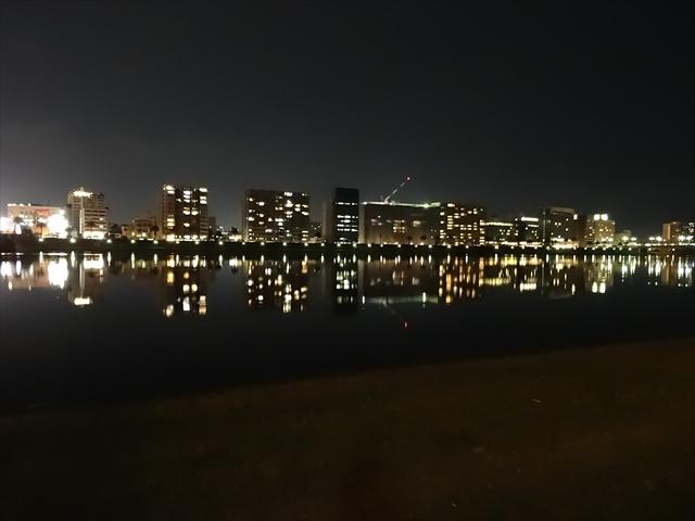 大淀川河畔 夜景 1