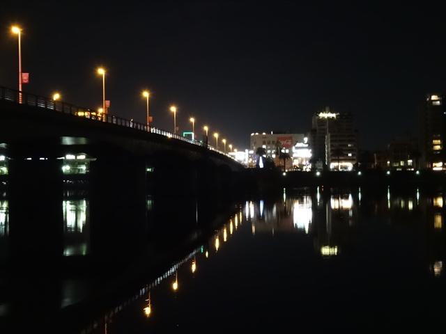橘橋 夜景