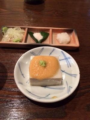 s-そば豆腐