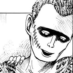 ②ヤクザのイラスト yakuza