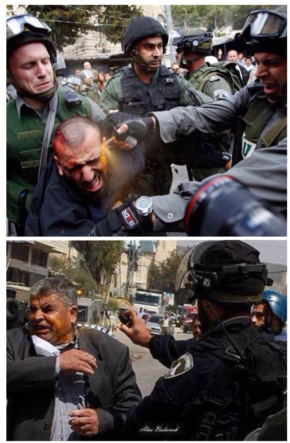 大手メディアが報道しないイスラエル兵によるパレスチナ人への悪事
