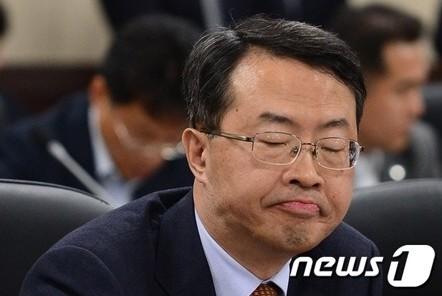 韓国アシアナ航空社長金秀天(キム・スチョン)
