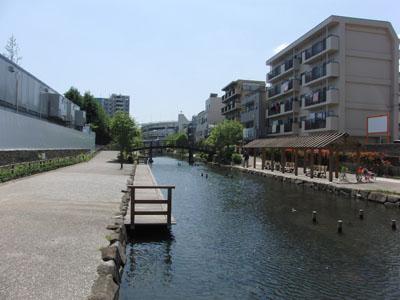 2015-4-26 東京 木場親水公園