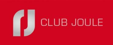 club joule logo red