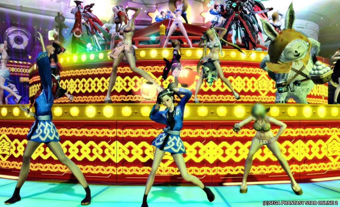 アークスダンスフェス!楽しく踊りましょう♪1