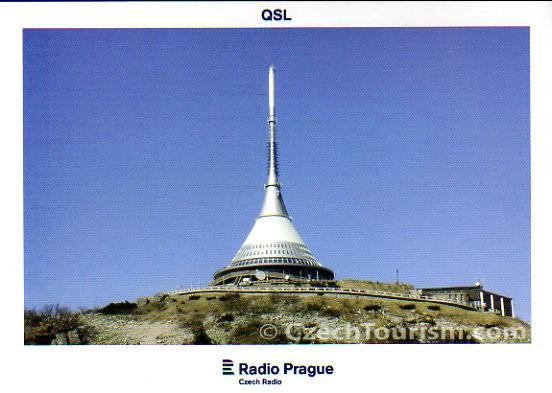 2015年3月9日インターネット放送受信 ラジオ・プラハ