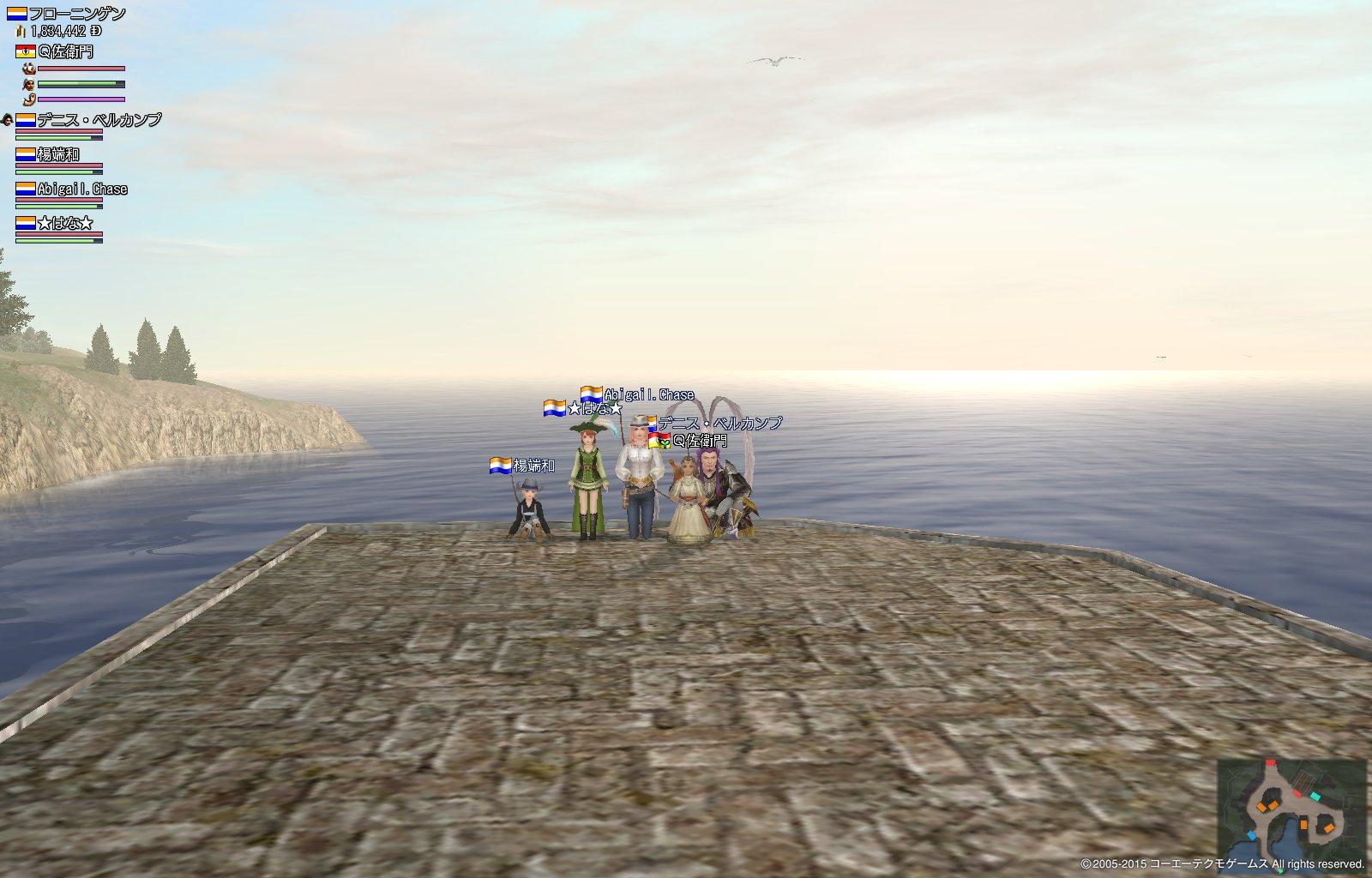 第10回みん模擬艦隊