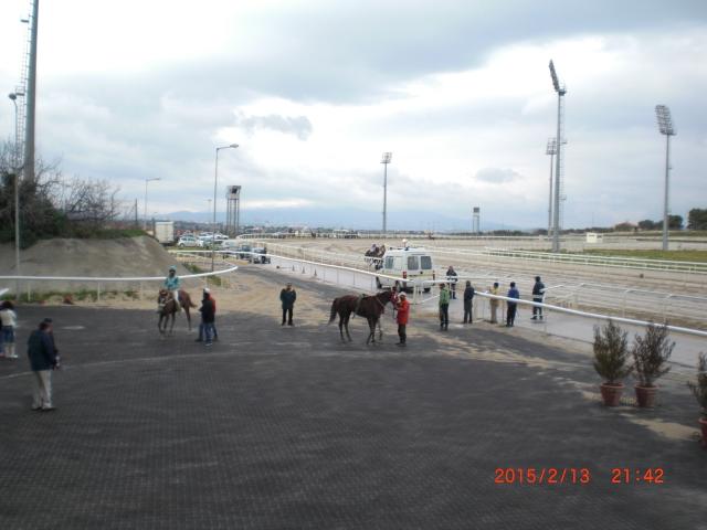 マルコポーロ競馬場