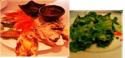 前菜&salad
