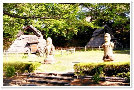 公園の史跡