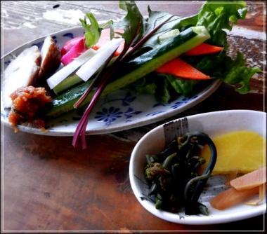 地元採れ野菜