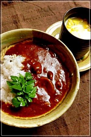 curry丼