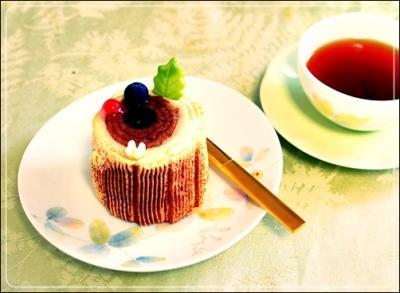 年輪のcake