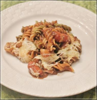pastaで