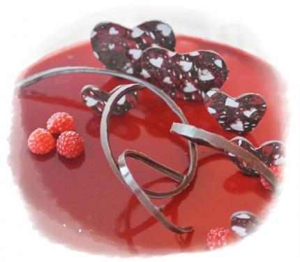 raspberrymousse