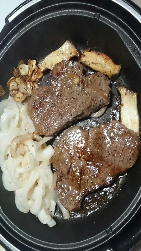 ヘレ肉ステーキ
