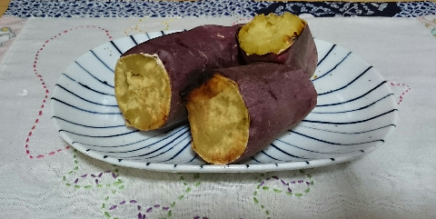 焼きあがり/焼き芋