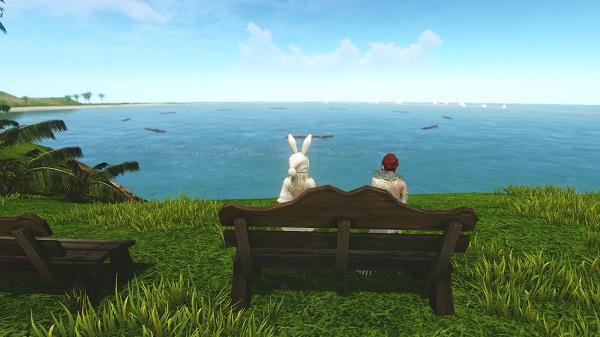 12月30日蜃気楼の島