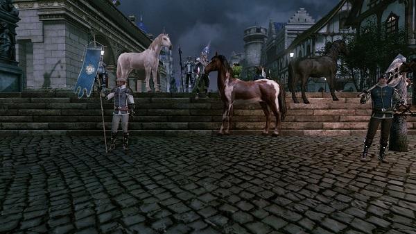 4月28日カオの馬
