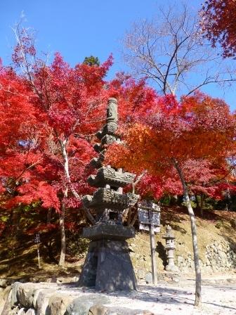 高槻神峯山寺10