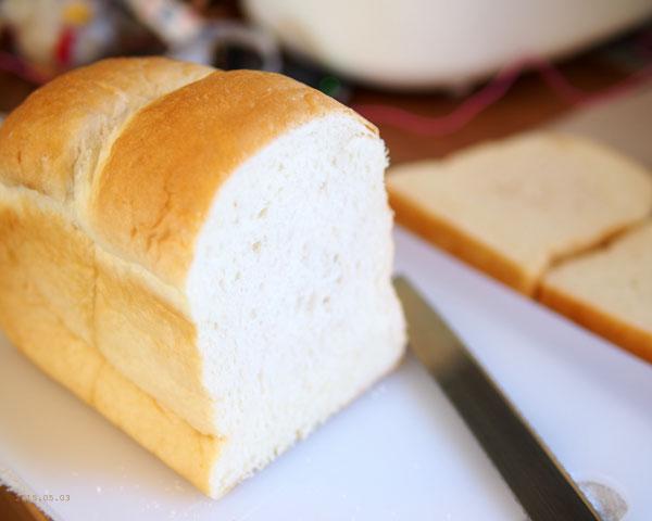 食パン出たー