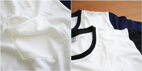 2015-05-28 コンフォータブル半袖ベースボールTシャツ 5