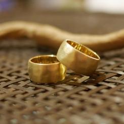 オーダーメイド ゴールド 結婚指輪