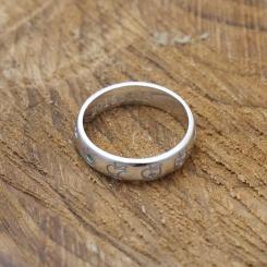 10金 婚約指輪