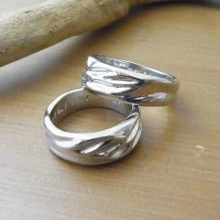 オーダーメイド 結婚指輪 10金
