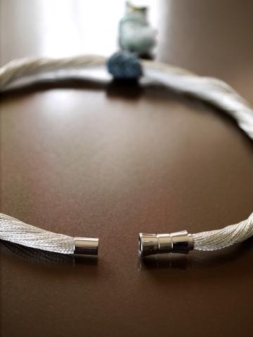 ピーショーネックレス 糸N (6)