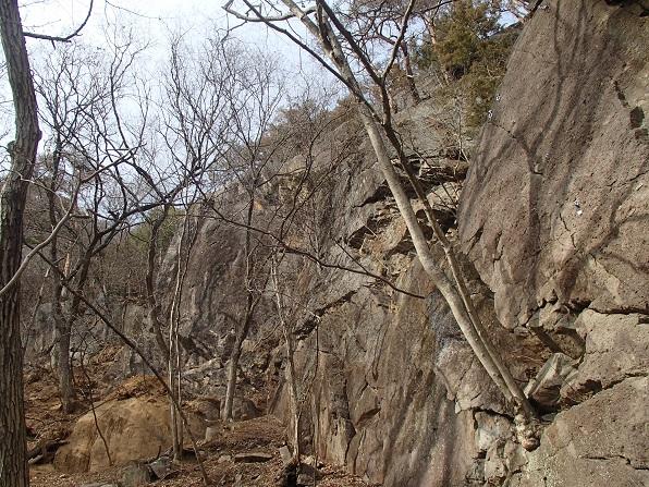 150314兜岩 奥の岩