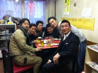 昭和町の愉快な仲間たち
